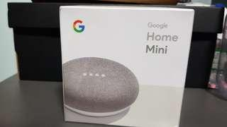 Google Home Mini (Sealed)
