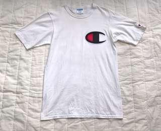 Champion tee alcoholiday big logo