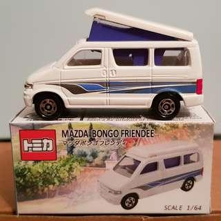 Tomica No. 23 Mazda Bongo Friendee 1995 from Tomica Handy 3D Map series