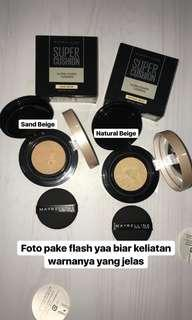 REAL PICTURE MAYBELLINE SUPER CUSHION