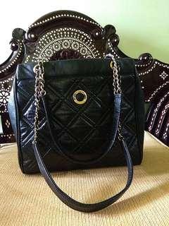 Tas kulit asli - look a like Chanel