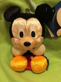 米奇老鼠 小手袋 散子包