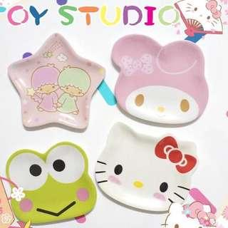🚚 Melody_Kitty plastic plate