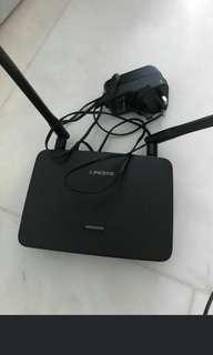 Linksys Wifi Router Extender