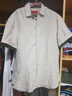 ZARA BUTTON DOWN FROM DAVID GUISON