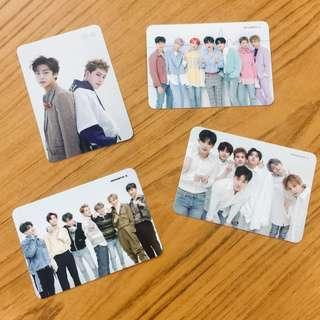 [wts] monstax the connect unit group pcs