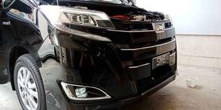 Noah original Toyota LED foglamp