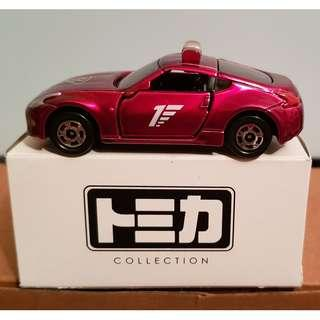 Tomica Hero Rescue Series No. 55 Nissan Fairlady Z 2008 Red