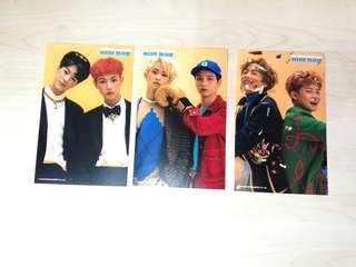 WTS NCT Dream SUM photo set