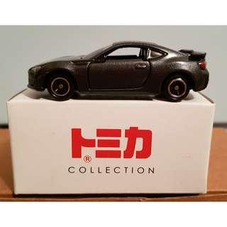 Tomica No. 120 Subaru BRZ 2014 from 2015 Fuji Style 86 Set