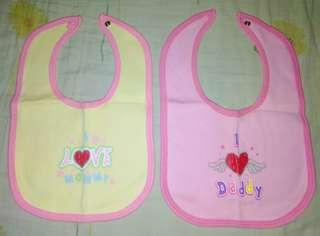 Lot of 2 Bib