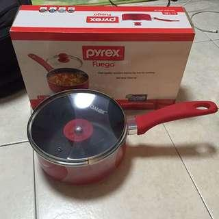 Nonstick Saucepan with lid