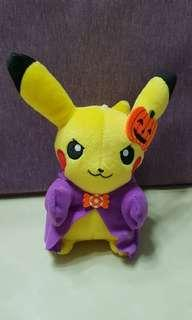 Halloween Pikachu (Purple top)
