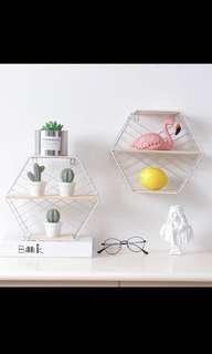 Minimalist wall hanging decor