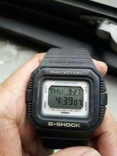 G shock Dw D5500