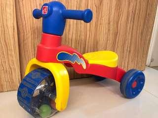 Step 2 tricycle