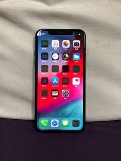 二手 90%新 apple iphone x 256gb 行貨