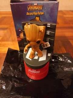 Tesco avengers groot special edition