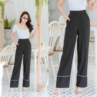 BNEW: High waisted Pants (large)