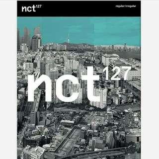 NCT 127 - REGULAR - IRREGULAR