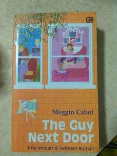 Novel the guy next door - meggin cabot
