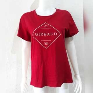 Girbaud Red shirt