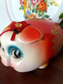 Auspicious Piggy Bank 招财进宝