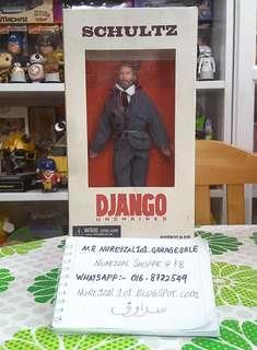 Django Unchained Schultz Neca