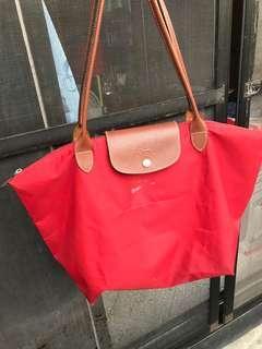 🚚 Longchamp 二手 長柄 L包 很大很實用 請看照片