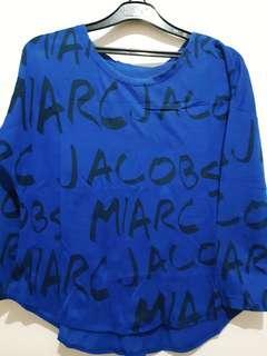 TOP MARC JACOB - VIOLET BLUE