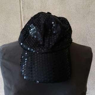 BEDAZZLED CAP