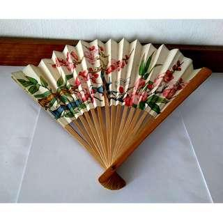 Chinese Paper Fan  8.5 inch