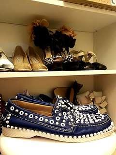 CHRISTIAN LOUBOUTIN sneakers size 40