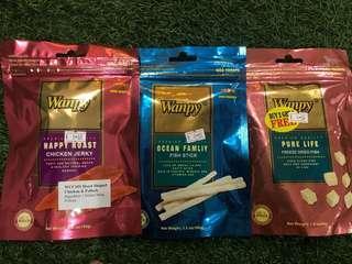 Wanpy assorted treats