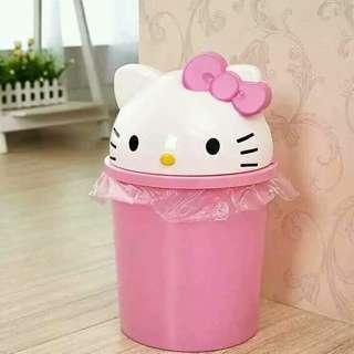 Hello Kitty dustbin