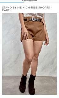 Highwaist Shorts from Shopcopper