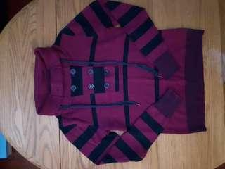 Striped Sweater, size S