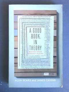 SOC150: A Good Book, In Theory