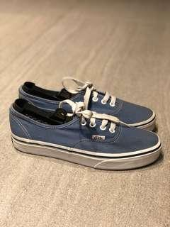 Vans Authentic Sneakers (Navy)