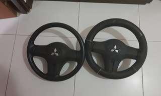 Lancer cs3 steering wheel