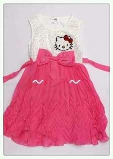 Hello Kitty Kids Dress