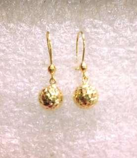 Earings dangling and stud