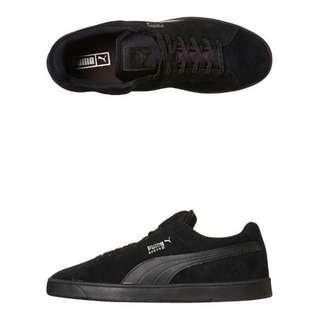 Puma Suede (S) Black