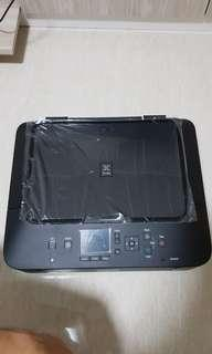 Canon Pixma MG6470 (only scanning function works)