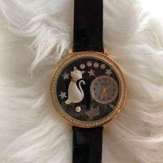 Korea Mini Kitty Cat Watch