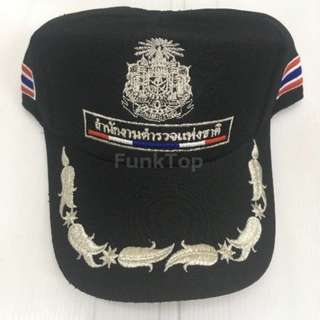 3862c0646f1ef Thai Royal Police Baseball Cap Hat Cop Men Official Authentic Original  Embroidered High Quality Durable