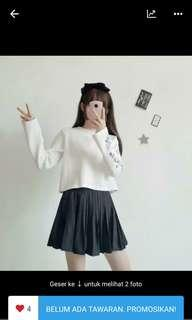Sweater White China