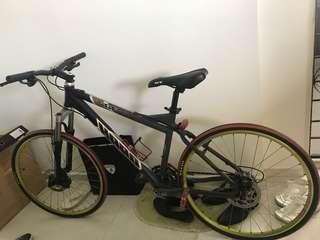 Haro bicycle