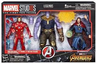 Marvel Legends Thanos ONLY