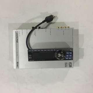 Multimedia sound system for car